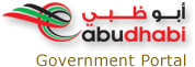 Abu Dhabi Government Portal Logo