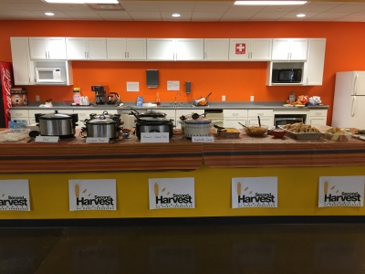 SOUP'er Thursday Raises Money for Second Harvest Food Bank