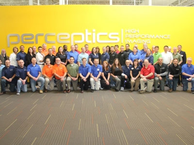 Perceptics Announces Move to Larger Facility